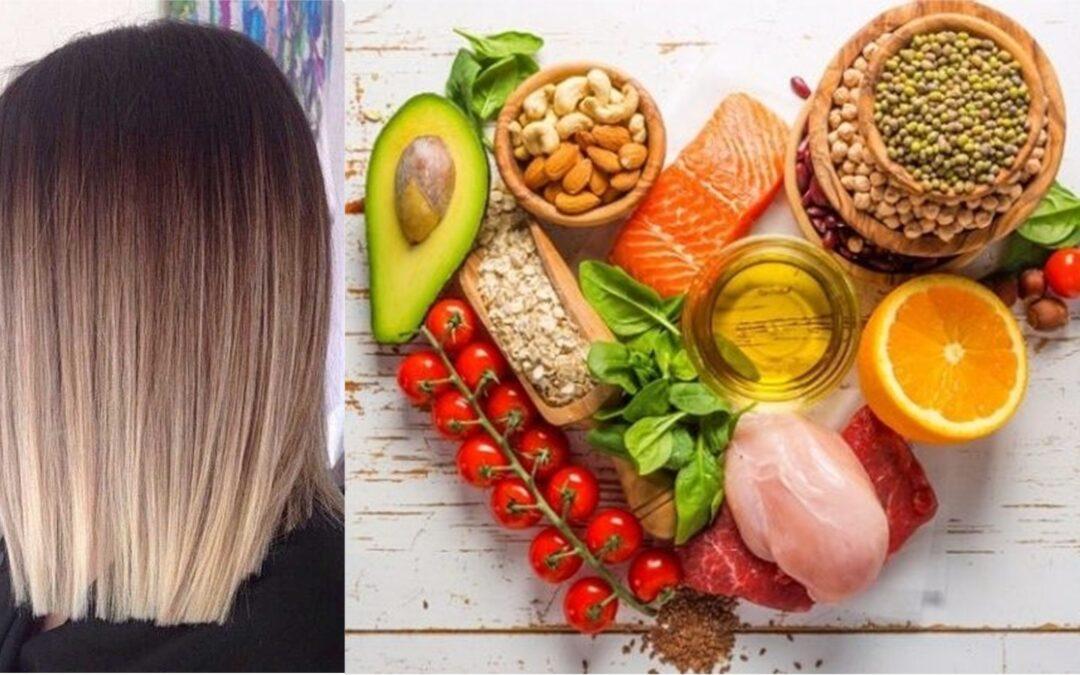 ¿Hasta qué punto afecta la alimentación en la salud del cabello?